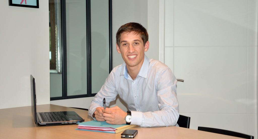 Adrien Villain, Gérant « Atlantique Crédits »